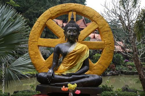 Temple in Uthai Thani, Thailand