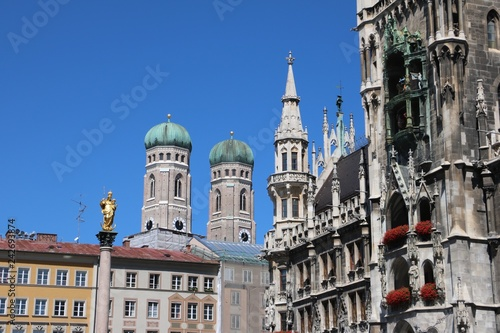 Munich Germany  - 242693874