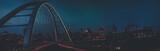 Edmonton Walter Dale Bridge night skyline
