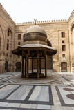 One of the many patio's at Qalawun complex - 242705846