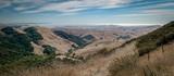 Santa Lucia Range from Eric Seastrand Hwy 46 toward Pacific
