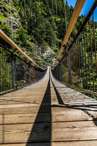 Foto Murales Brücken verbinden
