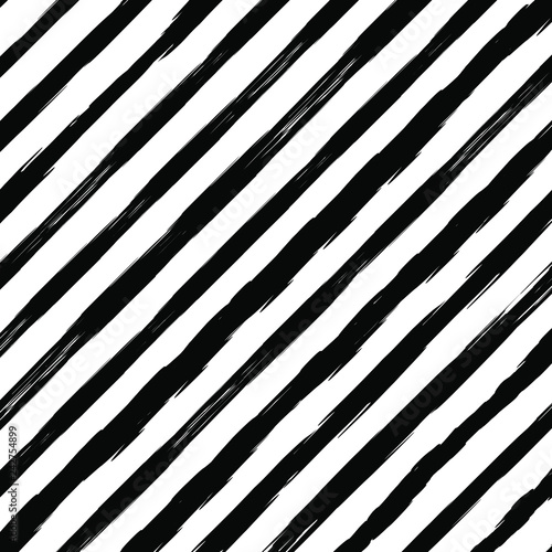 Abstract stripped grunge pattern - 242754899
