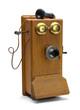 Old Phone Off Hook - 242762873