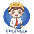 Male Engineer - 242782205