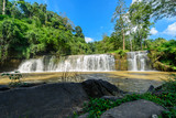 Beautiful waterfall in natural
