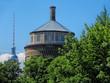 Berlin, Wasserturm und Fernsehturm