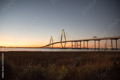 Arthur Ravenel Bridge Charleston SC