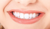 Smile with white teeth - 242973466