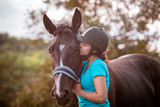 Kissing My Horse - 242989428