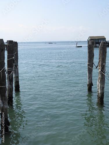Acrylglas Pier mare