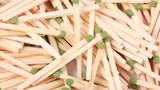 many scattering of matches - 243034614