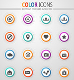 User Interface icons set - 243052082
