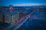 Aerial of Camden New Jersey