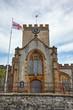 Leinwanddruck Bild - St Michael the Archangel Church. Lyme Regis. West Dorset. England