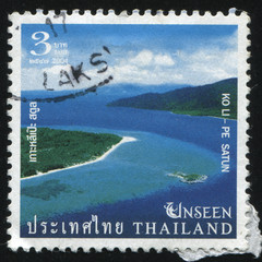 Ko Li-Pe island, Satun Province
