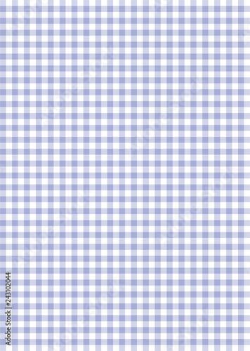 Lavender gingham - 243102044