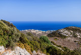 Beautiful nature of Antiparos island of Greece with crystal blue water and amazing views - 243124477