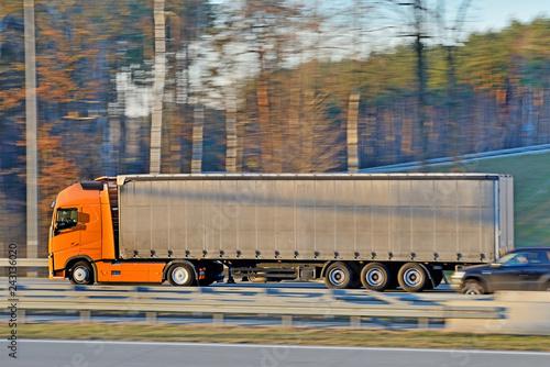 Fridge magnet Transport