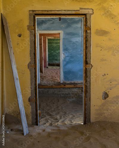 Kolmanskop The Ghost Town of Namib Desert namibia desert
