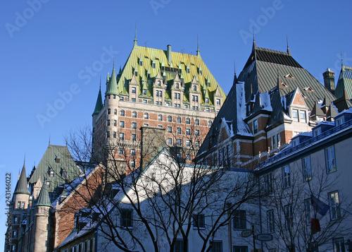 obraz PCV Quebec city