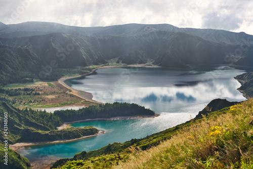 Lagoa do Fogo (ilha do Pico, Açores)