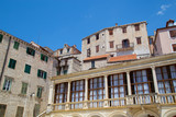Sibenik,Croatia a renaissance building - 243149271
