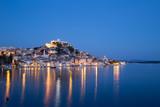 harbor of Sibenik, Croatia