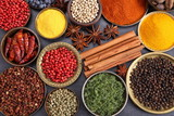 Indian spices. - 243180662