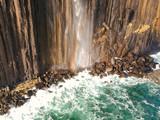 Mealt Falls Waterfall, Isle of Skye