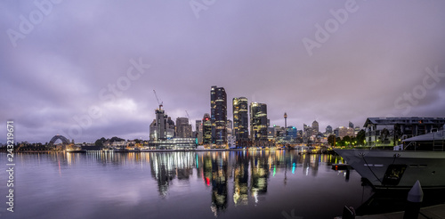 mata magnetyczna panorama of sydney