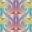 .Abstract figure, blurred spiral