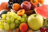 assorted fresh fruit - 243274248