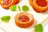 Mini apple tarts - 243276651