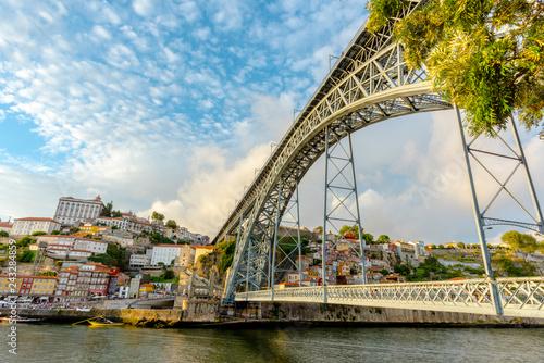 mata magnetyczna ポルト(ポルトガル)の風景