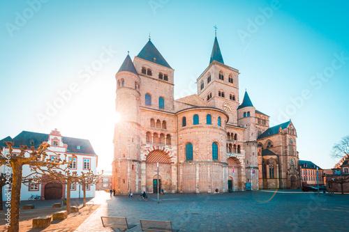 Leinwanddruck Bild Cathedral of Trier, Rheinland-Pfalz, Germany