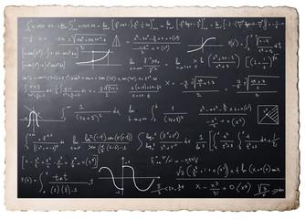 formule matematiche complessa © Giuseppe Porzani