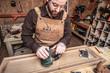 carpenter at work - 243336695