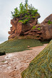 Fundy National Park, located on the Bay of Fundy in New Brunswick, Canada, has the highest tides in the world