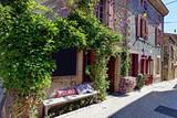 Village d'Assignan, Languedoc-Roussillon, Occitanie, France - 243349047