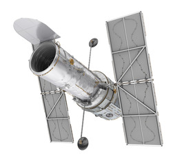 Hubble Space Telescope Isolated