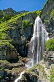 Stewart Falls, Mt. Timpanogos Wilderness Area, Utah