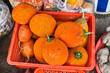 Leinwanddruck Bild - Fresh Gac Fruits on the fruit market for sale