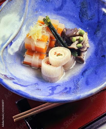 Sticker japanese food