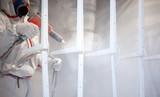 Industrial powder coating - 243391624