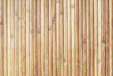 natural wooden background texture of bamboo boards