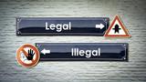 Sign 405 - Legal - 243443619