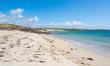 Quadro sunny coastal scenery