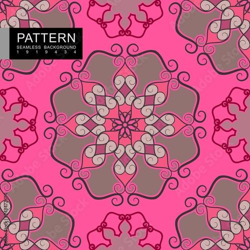 Mandala Pattern - 243472684
