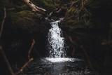A Waterfall near Portree, Skye
